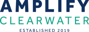 Amplify Clearwater_primary wordmark